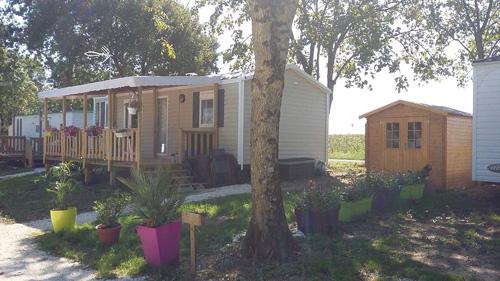 Trouver un mobil home à vendre sur notre camping en Charente Maritime