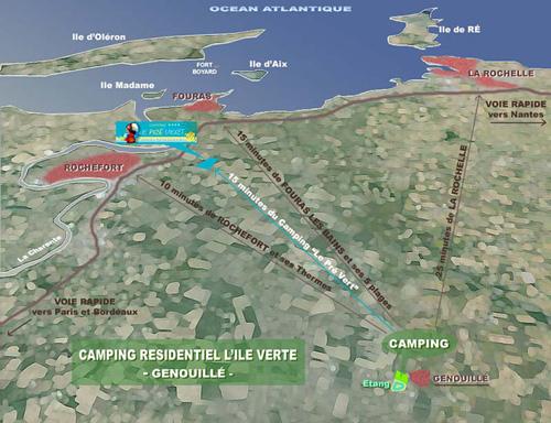 Trouver un bon plan dans un camping en Charente Maritime