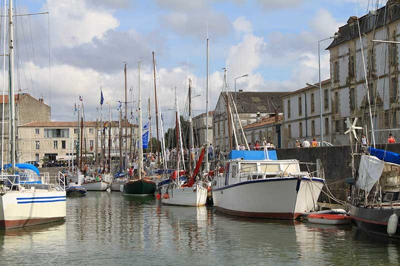 Port de plaisance Rochefort
