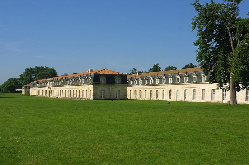 Camping Rochefort proche corderie