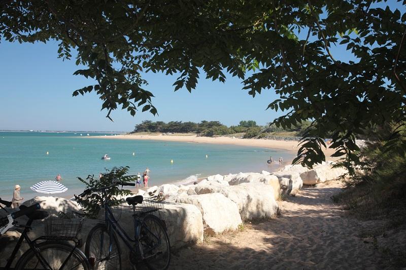 Ile de Ré proche camping ouvert à l'année à Rochefort