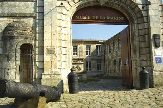 Musée de la Marine à Rochefort
