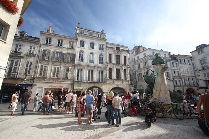 Camping proche La Rochelle