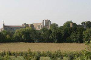 maillezais village du Marais poitevin